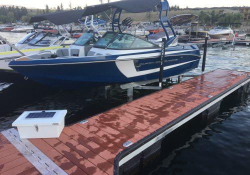 6k Hydraulic Boat Lift
