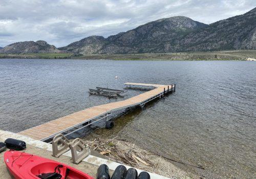 Paradise Woodgrain Dock