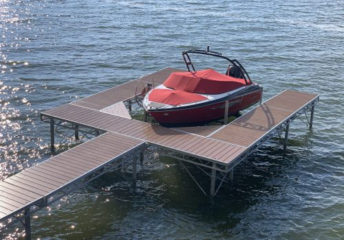 Ontario Roll-In Dock