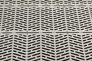Perforated-decking